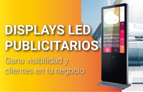 displays publicitarios